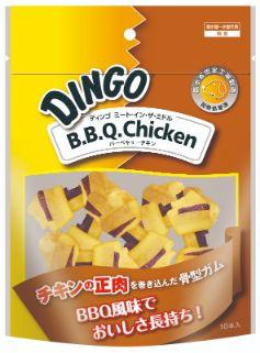 ミート・イン・ザ・ミドル BBQチキン ミニ 10本入