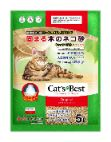 固まる木のネコ砂 キャッツベストオリジナル 5L