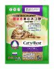 固まる木のネコ砂 キャッツベストスマートペレット 5L