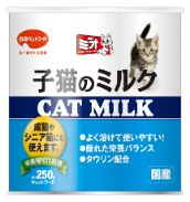 ミオ 子猫のミルク 250g