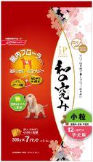 JPスタイル 和の究み 小粒 12ヶ月までの子犬用 2.1kg (300g×7袋)