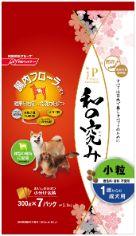 JPスタイル 和の究み 小粒 1歳からの成犬用 2.1kg (300g×7袋)