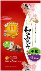 JPスタイル 和の究み 小粒 11歳以上のシニア犬用 2.1kg(300g×7袋)