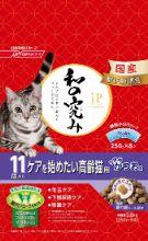 JPスタイル 和の究み 11歳から ケアを始めたい高齢猫用 2kg