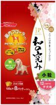 JPスタイル 和の究み 小粒 12ヶ月までの子犬用 800g (100g×8袋)
