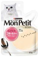 モンプチスープ(ピュアスープ) 2種の魚介のクリーミー 40g