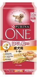 ピュリナワンドッグ ほぐし粒入り 1〜6歳成犬用チキン 4.2kg