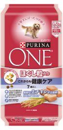 ピュリナワンドッグ ほぐし粒入り 7歳以上これからも健康ケア チキン 4.2kg