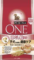 ピュリナワンドッグ ほぐし粒入り 1歳まで子犬の発育と健康ケア チキン 2.1kg