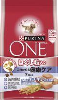 ピュリナワンドッグ ほぐし粒入り 7歳以上これからも健康ケア チキン 2.1kg