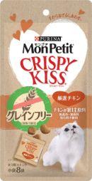 モンプチ クリスピーキッス グレインフリー 厳選チキン 24g(3g×8袋)