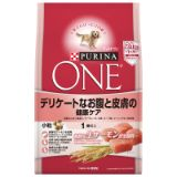 ピュリナワン ドッグ デリケートなお腹と皮膚の健康ケア 2.1kg