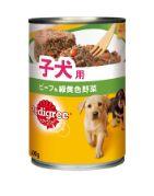 ペディグリー 子犬用 ビーフ&緑黄色野菜 400g
