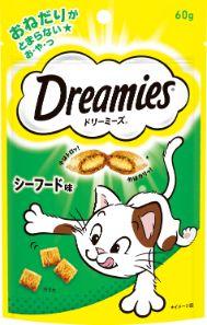 ドリーミーズ シーフード味 60g