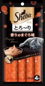 シーバ とろ〜り メルティ 香りのまぐろ味 48g(12g×4P)
