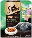シーバ デュオ 成猫用 贅沢お魚味グルメセレクション 240g