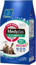 メディファス 子ねこ 12か月まで チキン味 1.5kg(250g×6)
