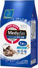 メディファス 1歳から フィッシュ味 1.5kg(250g×6)