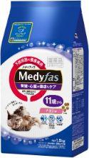 メディファス 11歳から チキン味 1.5kg(250g×6)