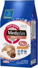 メディファス 満腹感ダイエット 7歳から チキン&フィッシュ味 1.41kg(235g×6)