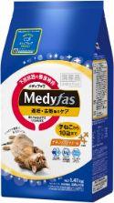 メディファス 避妊・去勢後のケア 子ねこから10歳まで チキン&フィッシュ味 1.41kg(235g×6)