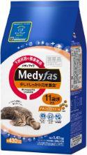 メディファス 少しでしっかり高栄養食 11歳頃から チキン&フィッシュ味 1.41kg(235g×6)