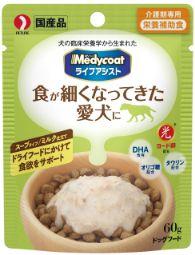 メディコート ライフアシスト スープタイプ ミルク仕立て 60g