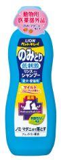ペットキレイ のみとりリンスインシャンプー愛犬・愛猫用 マイルドフローラルの香り 330ml