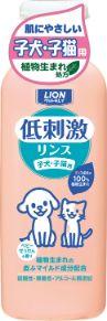 ペットキレイ 低刺激リンス 子犬・子猫用 220ml