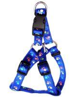蓄光フットハーネス #10 ブルー