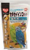 クオリス セキセイインコ 若鳥用 (皮ムキタイプ) 400g