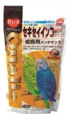 クオリス セキセイインコ 成鳥用 (皮ムキタイプ) 400g
