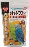 クオリス セキセイインコ 老鳥用 (皮付タイプ) 400g