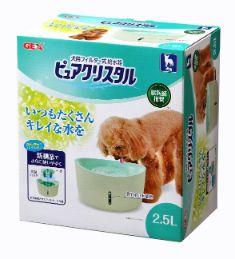 ピュアクリスタル 2.5L 犬用・多頭飼育用
