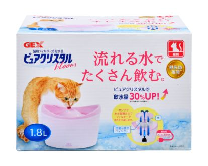 ピュアクリスタル ブルーム1.8L 猫用