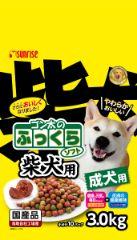 ゴン太のふっくらソフト 柴犬用 成犬用3.0kg