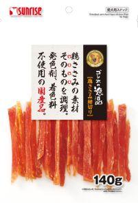 ゴン太の逸品 鶏ささみ 細切り 140g