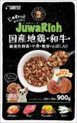 じゅわリッチ 国産地鶏・和牛・緑黄色野菜・小魚・軟骨・にぼし入 900g