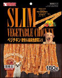 ゴン太のべジチキン 軟骨&緑黄色野菜入 180g