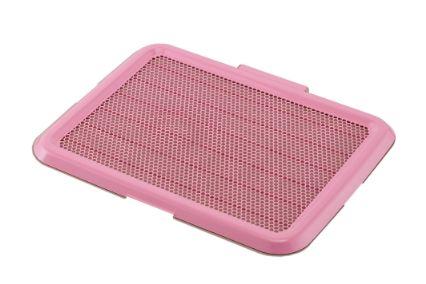 薄型しつけるトレーM ピンク
