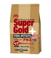 Supergold フィッシュ&ポテト プラス 関節ケア 2.4kg