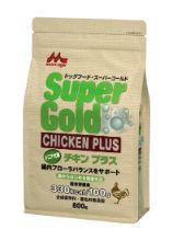 Supergold チキンプラスシニア犬用 800g