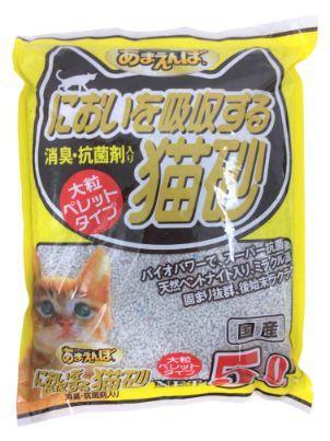 あまえんぼ においを吸収する猫砂 5L